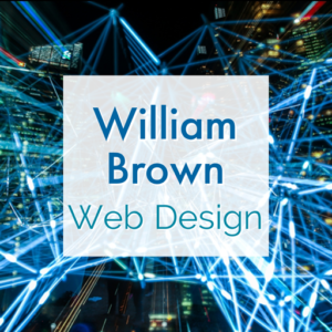 w brown web designer glasgow